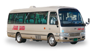 中型・小型 観光バス